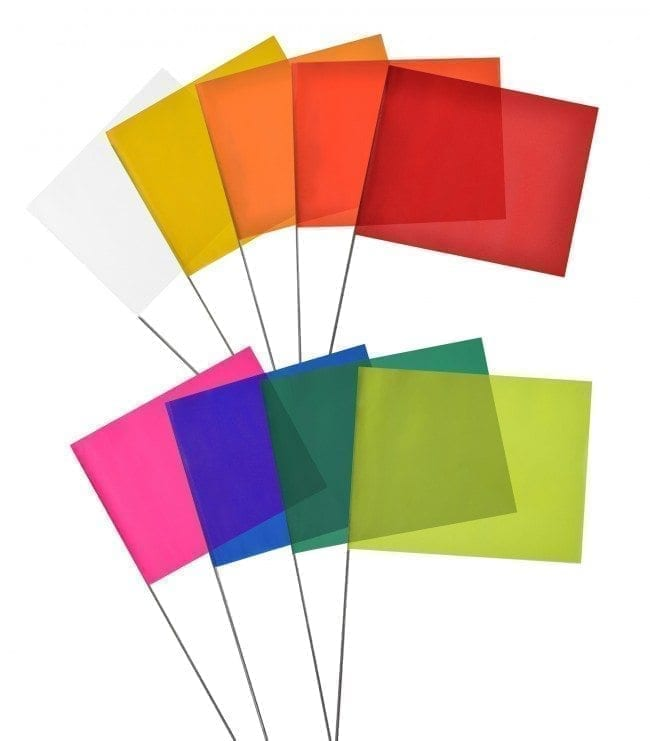 Marking Paint & Flagging