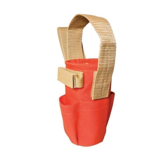 21-PC50P Paint Can Holder w/Pockets and Belt Loop