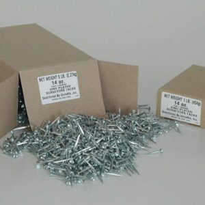 1 lb box Stake Tacks