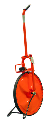 4' Circumference Solid Measuring Wheel