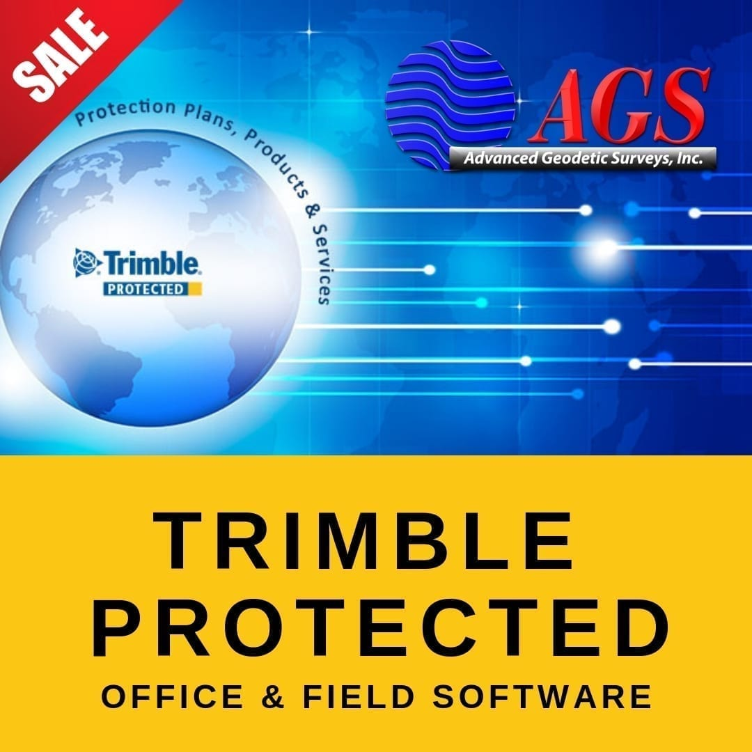 Trimble Protected Plus | Office & Field Software | Land Surveying Equipment | AGS