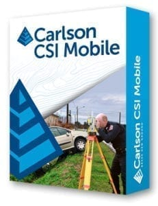 Carlson CSI Mobile | Advanced Geodetic Surveys, Inc.