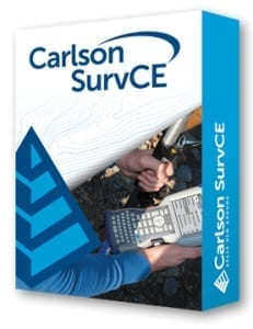 Carlson SurvCE | Advanced Geodetic Surveys, Inc.