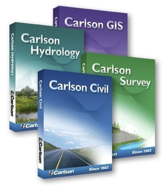 Carlson Civil Suite | Advanced Geodetic Surveys, Inc.