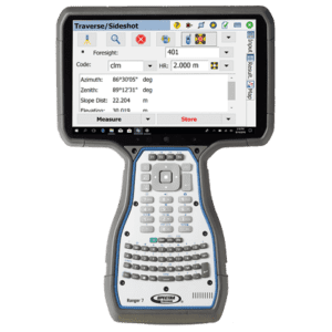Spectra Geospatial Ranger 7 Data Collector | Advanced Geodetic Surveys, Inc.