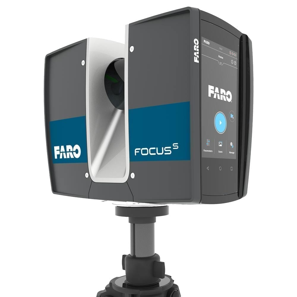 Pre-Owned 3D Laser Scanners