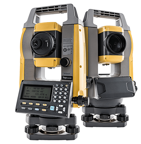Topcon GM-50 Toal Station